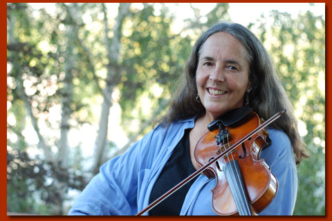 Robin Flower - Fiddle Lessons for Adults